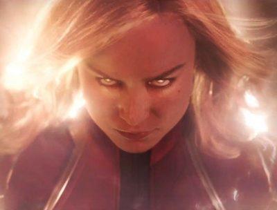 Capitana Marvel: lanzan el primer trailer de la cinta