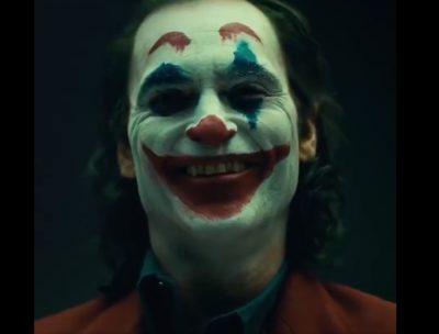 Primer vistazo a Joaquin Phoenix con el maquillaje del Joker
