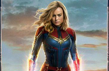 Brie Larson respondió a críticas por el tráiler de Capitana Marvel