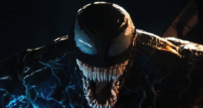 Nuevo tráiler de Venom muestra el lado caníbal del simbionte