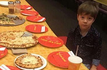 Niño invitó a sus 32 compañeros a su cumpleaños y no llegó ninguno