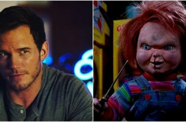 La foto de infancia de Chris Pratt en la que luce igual a Chucky