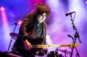 The Cure confirmó primeras fechas festivaleras para 2019