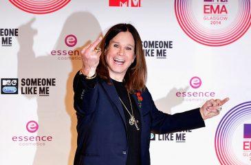 Ozzy Osbourne reveló que no puede limpiarse el poto tras su operación