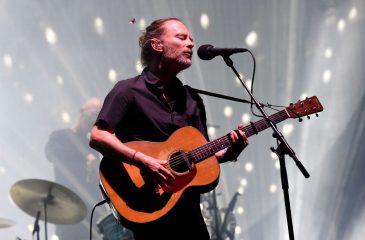 Thom Yorke lanzó canción para la protección de la Antártica