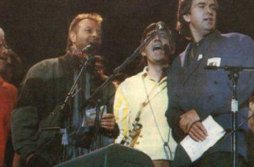 14 de octubre: 30 años del concierto de Amnistía Internacional en Mendoza