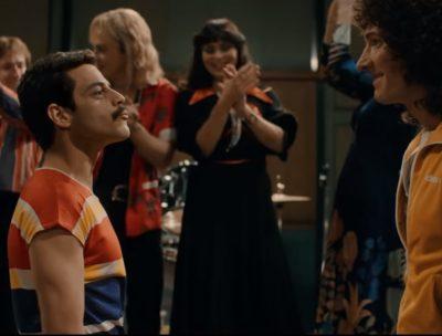 """Queen interpreta """"We Will Rock You"""" en nuevo adelanto de Bohemian Rhapsody"""