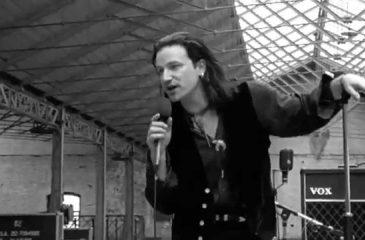 """8 de octubre: U2 conquistó por primera vez Inglaterra, con """"Desire"""""""