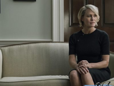 Robin Wright es una presidenta de temer en tráiler final de House of Cards