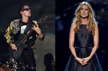 13 de octubre: El día que Muse amenazó con demandar a Céline Dion