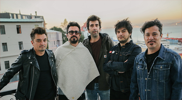 Pillanes estrenó su primer single: