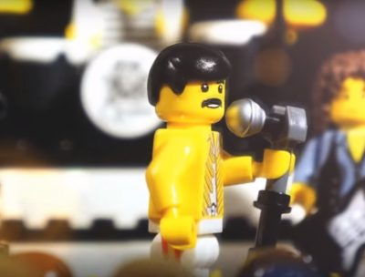 "Lanzan versión en LEGO del video de ""Don't Stop Me Now"" de Queen"