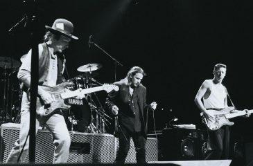 22 de octubre: U2 conquistó el Reino Unido con Rattle & Hum