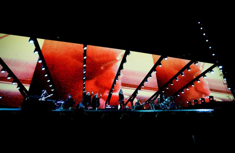 Imágenes del emocionante show de Roger Waters en Chile