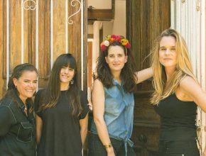 Galería abierta en Casa Rosada