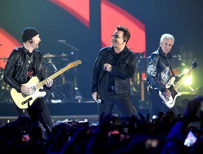 """U2 tocó """"Dirty Day"""" en vivo por primera vez en 25 años"""