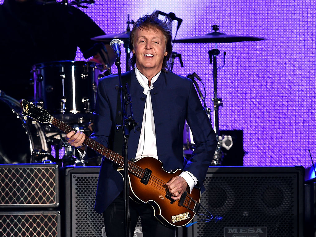 Rock&Pop: Paul McCartney anuncia su cuarta visita a Chile!