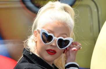 Christina Aguilera quiso cantar en un bar y nadie la reconoció