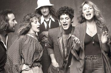 10 de noviembre: Fleetwood Mac llegó al número 1 en Inglaterra con Tusk