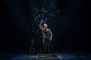 Ganadores invitaciones al show de magia de Jean Paul Olhaberry en Teatro Oriente