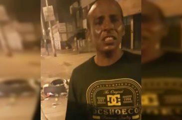 Adicto denunció a la policía que compró cocaína y lo estafaron: le dieron harina