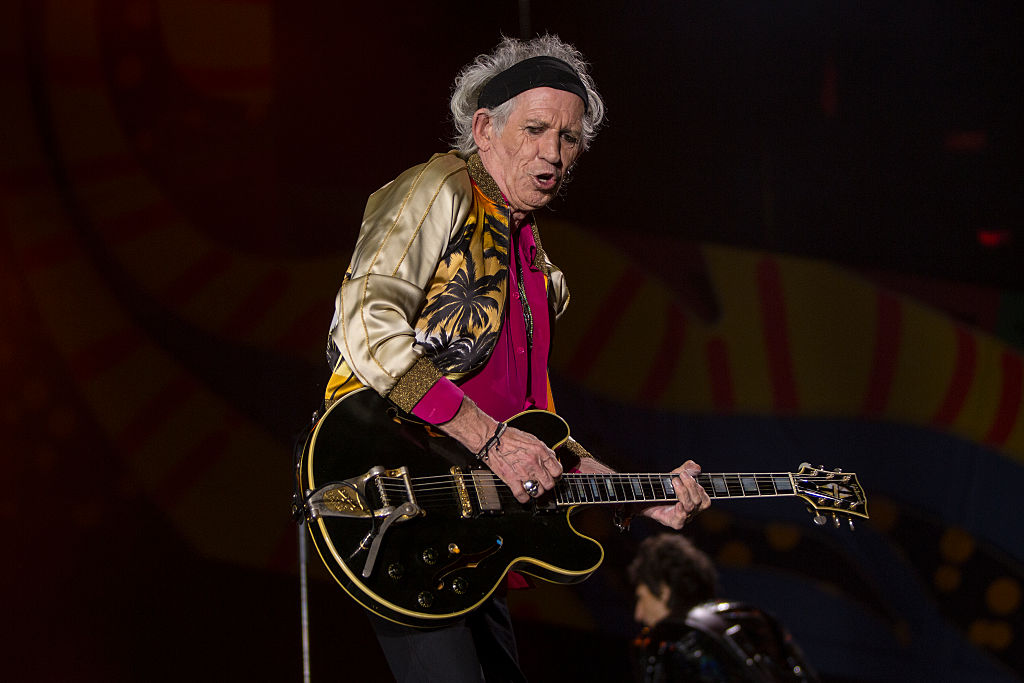 Se acabo la fiesta legendaria: Keith Richards anuncia que deja el alcohol