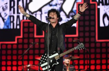 Billie Joe Armstrong trabaja en nueva música de Green Day