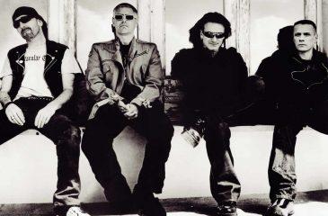 5 de diciembre: U2 conquistó el Reino Unido con How To Dismantle An Atomic Bomb