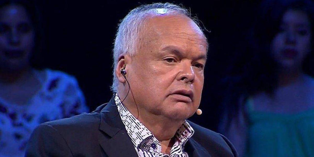 Chiste incomodó a Álvaro Salas en nuevo programa de humor de TVN