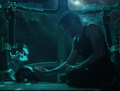 Lanzan el primer trailer de Avengers: Endgame