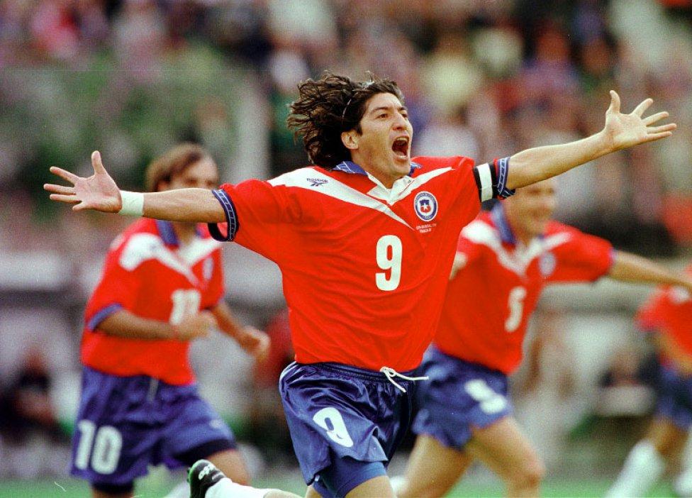 A 20 años de la participación de Chile en el Mundial de Francia 98 586bbb1b3933a