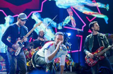 Escucha Live In Buenos Aires, nuevo disco de Coldplay con cover a Soda Stereo