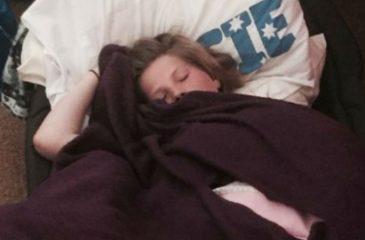 Guerra Mundial Zzz: extraño síndrome hace que joven duerma 20 horas diarias