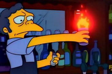 """Estudiantes probaron la """"llamarada Moe"""" y casi mueren"""