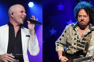 "Sólo para oídos fuertes: escucha el cover de Pitbull a ""Africa"" de Toto"