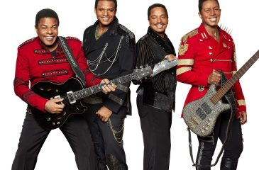 The Jacksons anuncian su primer show en Chile