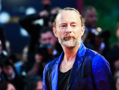 """Thom Yorke debutó versión acustica de """"Open Again"""""""