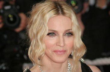 Madonna mostró radical cambio de look