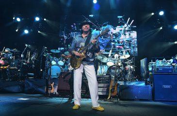 Carlos Santana anunció gira por Norteamérica