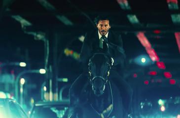 Lanzan el primer trailer de John Wick 3: Parabellum