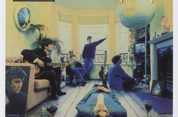 7 de enero: Oasis comenzó las grabaciones de Definitely Maybe