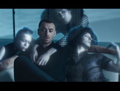 "Sam Smith lanzó videoclip para ""Dancing With A Stranger"""