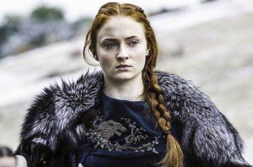 """La """"sucia"""" exigencia que tuvo Sophie Turner durante las filmaciones de Game of Thrones"""