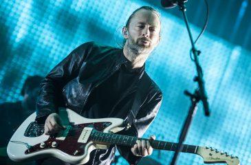 Thom Yorke publicó material inédito de su banda sonora en Suspiria