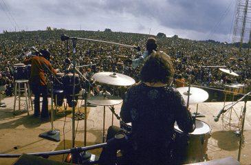 Ringo Starr y Carlos Santana lideran el Festival de Woodstock
