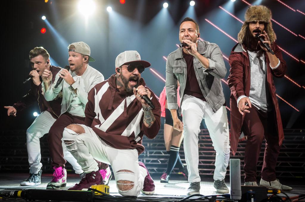 Las peticiones de Backstreet Boys al Festival de Viña del Mar