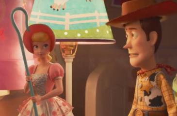 Nuevo video de adelanto de Toy Story 4