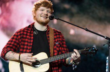 17 de febrero: ¡Feliz cumpleaños, Ed Sheeran!