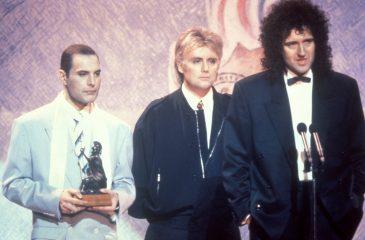 18 de febrero: La última aparición pública de Freddie Mercury