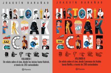Participa por Historia Freak del Cine volúmenes 1 y 2
